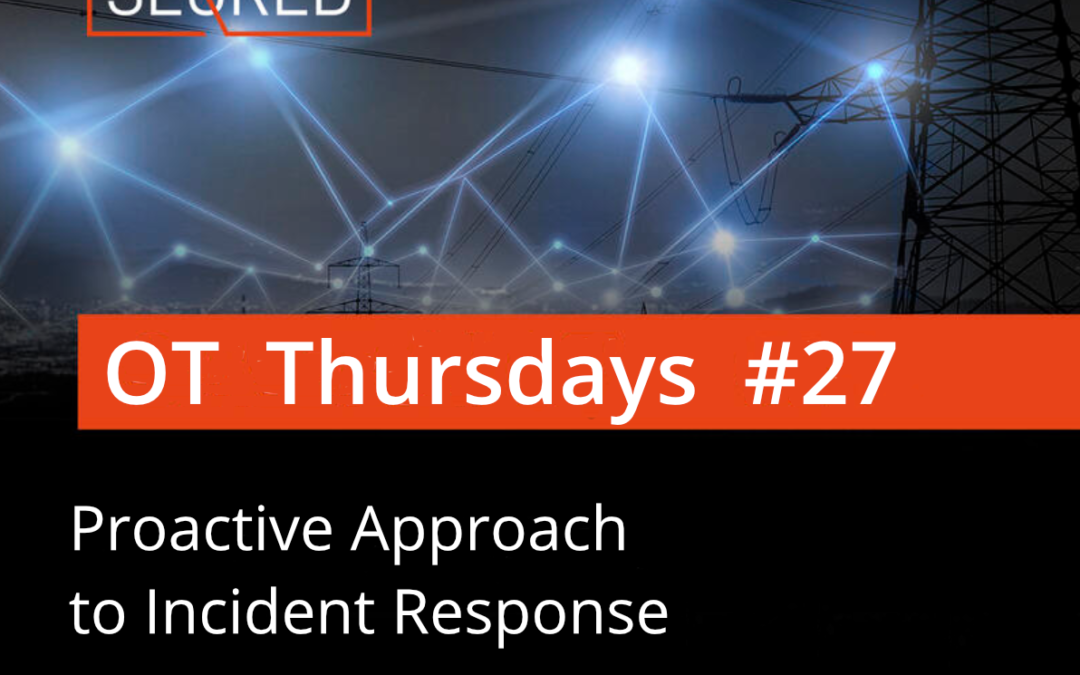 Proactive Approach to Incident Response. Part 1 – Introduction
