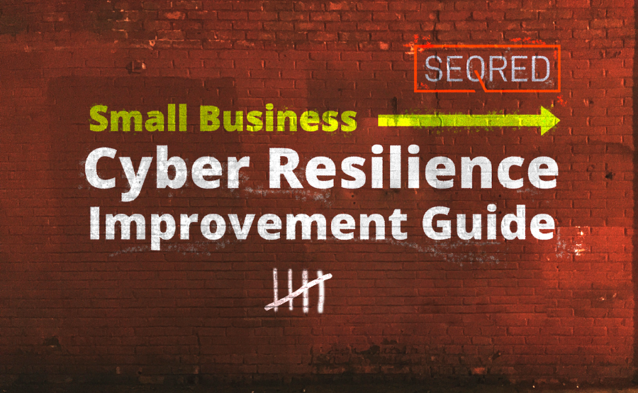 Small Business Cyber Resilience Improvement Guide. Part V – Using passwords to protect your data.