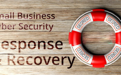 Small Business Cyber Security Response and Recovery. Part I – Introduction
